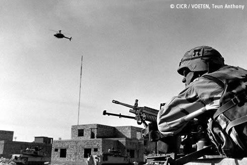 Guard, Iraq