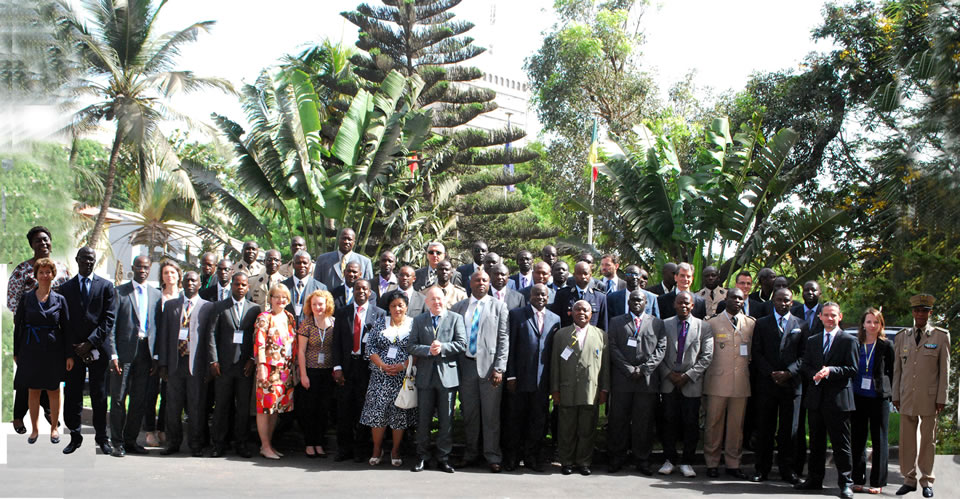 The conference gathered over 60 participants.