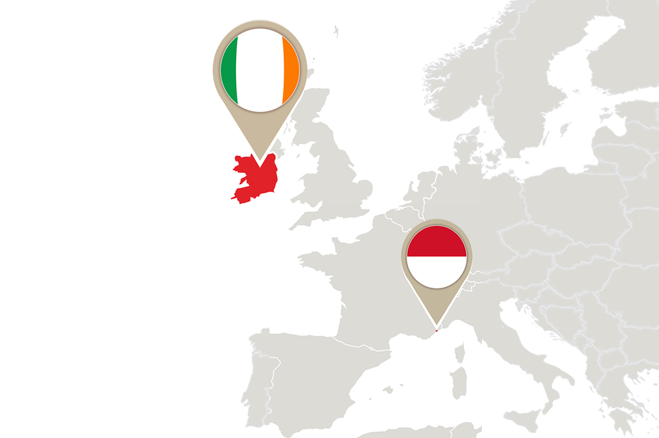 Ireland and Monaco are the 51st and 52nd States to officially support the Montreux Document.