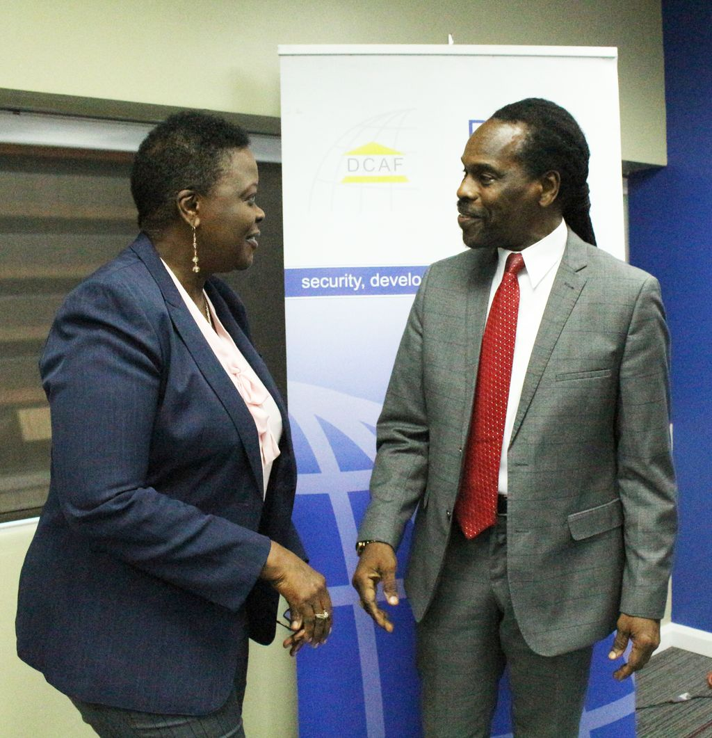 Fitzgerald Hinds CARICOM Private Security